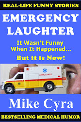 GOT SORE CHEEKS? READ EMERGENCY LAUGHTER