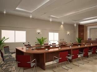 Meeting room hotel