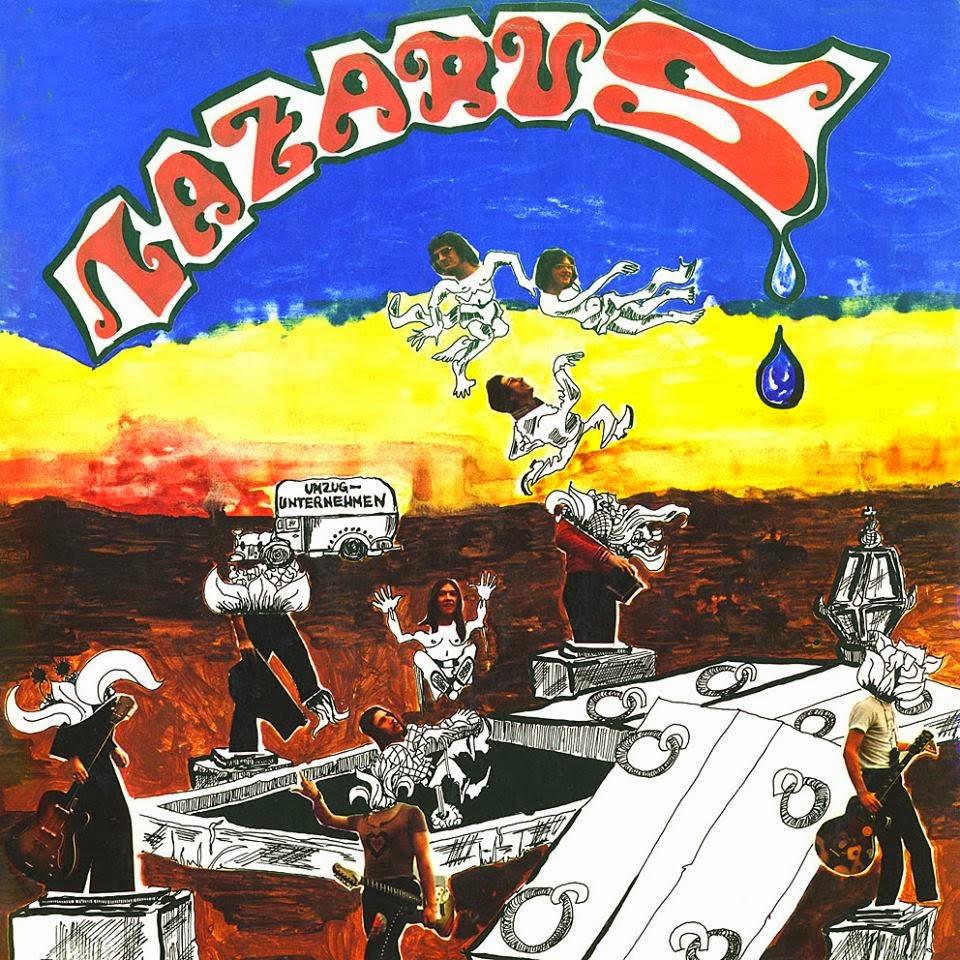 Lazarus LP (1973)