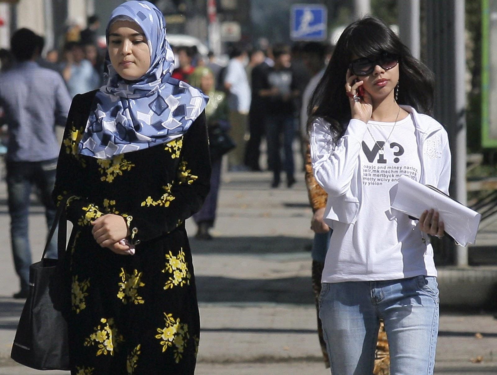 Узбекистане как одеваются 30 45 женщины фото 4 фотография