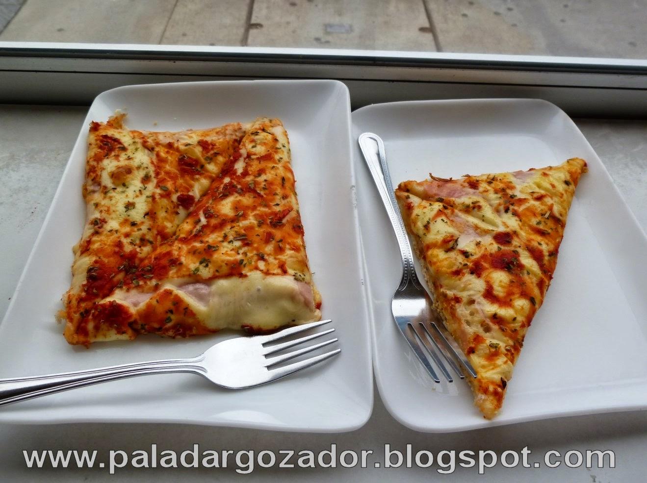 pizzas La Riviera Valparaiso