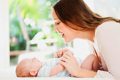 Komunikasi akan mempengaruhi emosi bayi