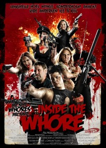 Inside The Whore (2012) DVDRip 350MB MKV