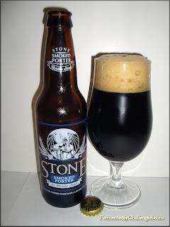 Stone Smoked Porter Vanilla Bean