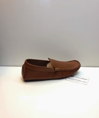Sepatu Bally casual, sepatu casual kulit, sepatu kulit slop