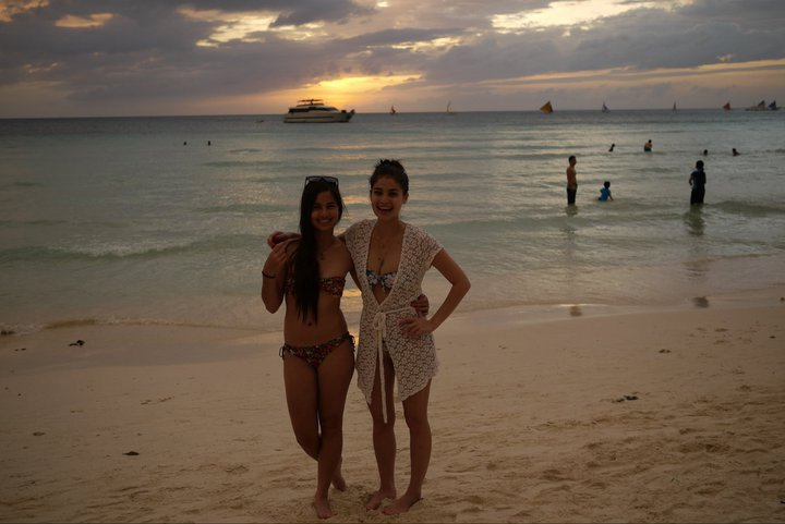 anne curtis with yasmin curtis-smith bikini photo 02