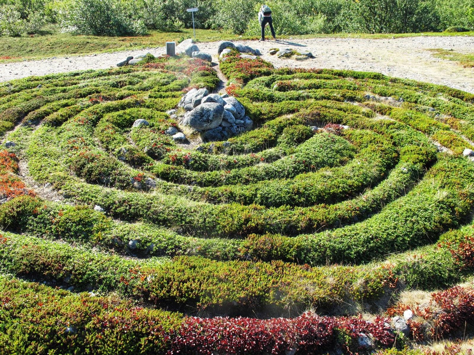 labirintos russos - artefatos inexplicaveis