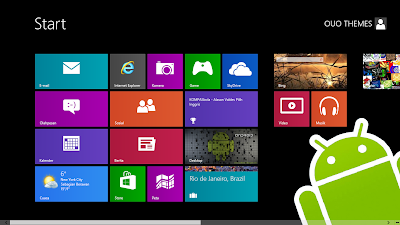 Android Theme For Windows 7 And 8