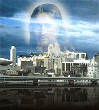projectbluebeamjesus Conheça o Projeto Blue Beam, seria este o Apocalipse Holográfico?