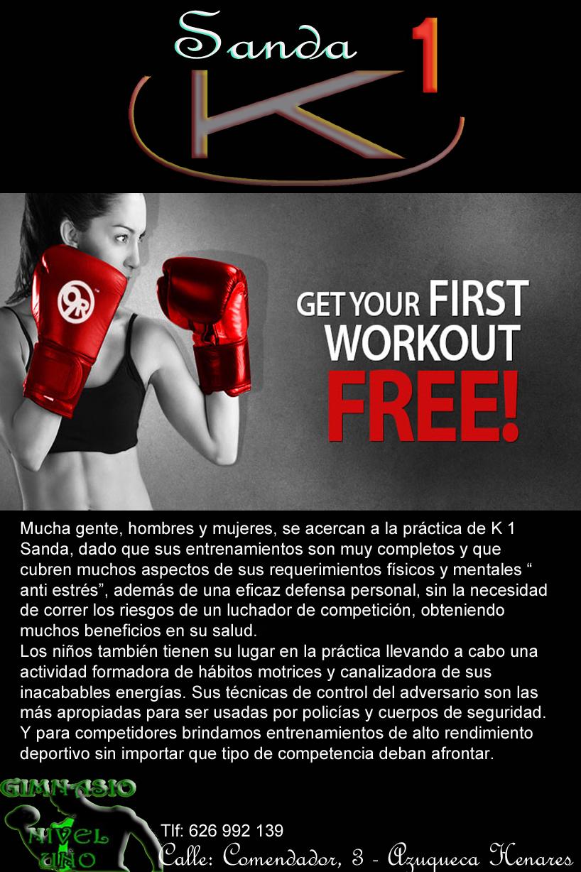 K1 - Clases y Cursos Boxeo Chino Sanda.