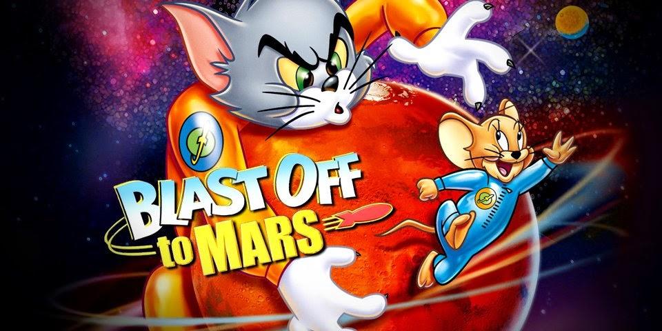Phim Tom Và Jerry Mắc Kẹt Ở Sao Hỏa