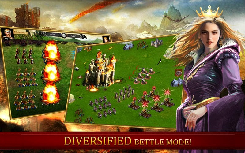 Age of Empire: Kingdom Siege Gameplay Android