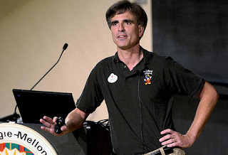 Randy Pausch lecturing
