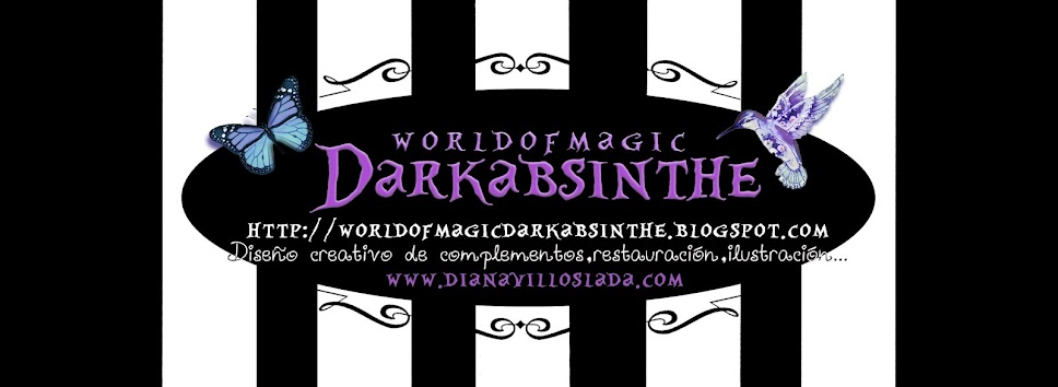 WORLD OF MAGIC- Darkabsinthe