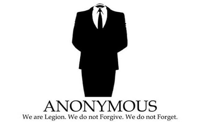Kelompok Anonymous Menyerang Situs-situs Israel Untuk Membalas Pemboman Terhadap Gaza