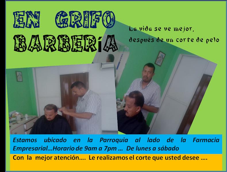 Grifo Barbería..tu barbería
