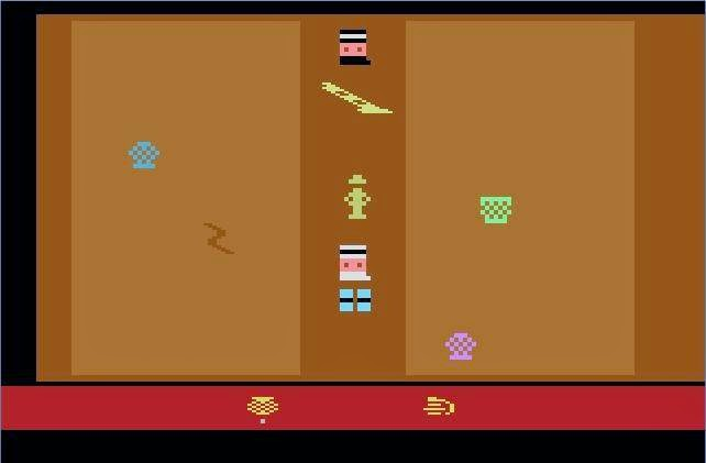 atari flashback 7 how to play two player