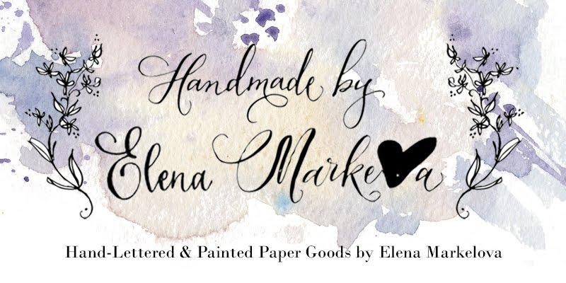 Elena Markelova Arts & Calligraphy