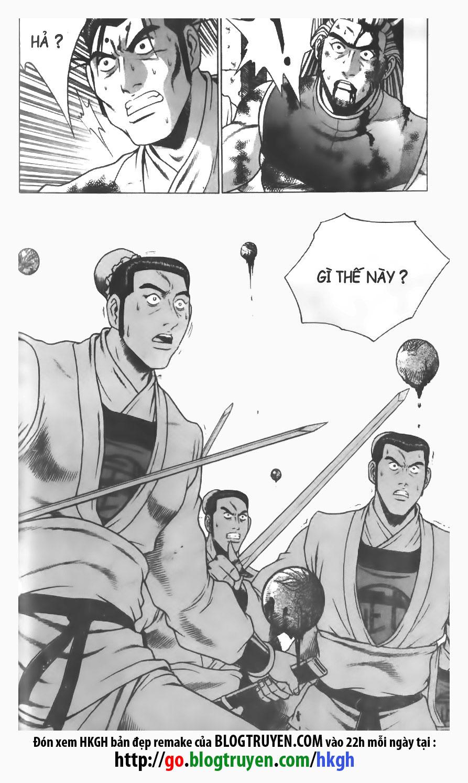 xem truyen moi - Hiệp Khách Giang Hồ Vol30 - Chap 203 - Remake