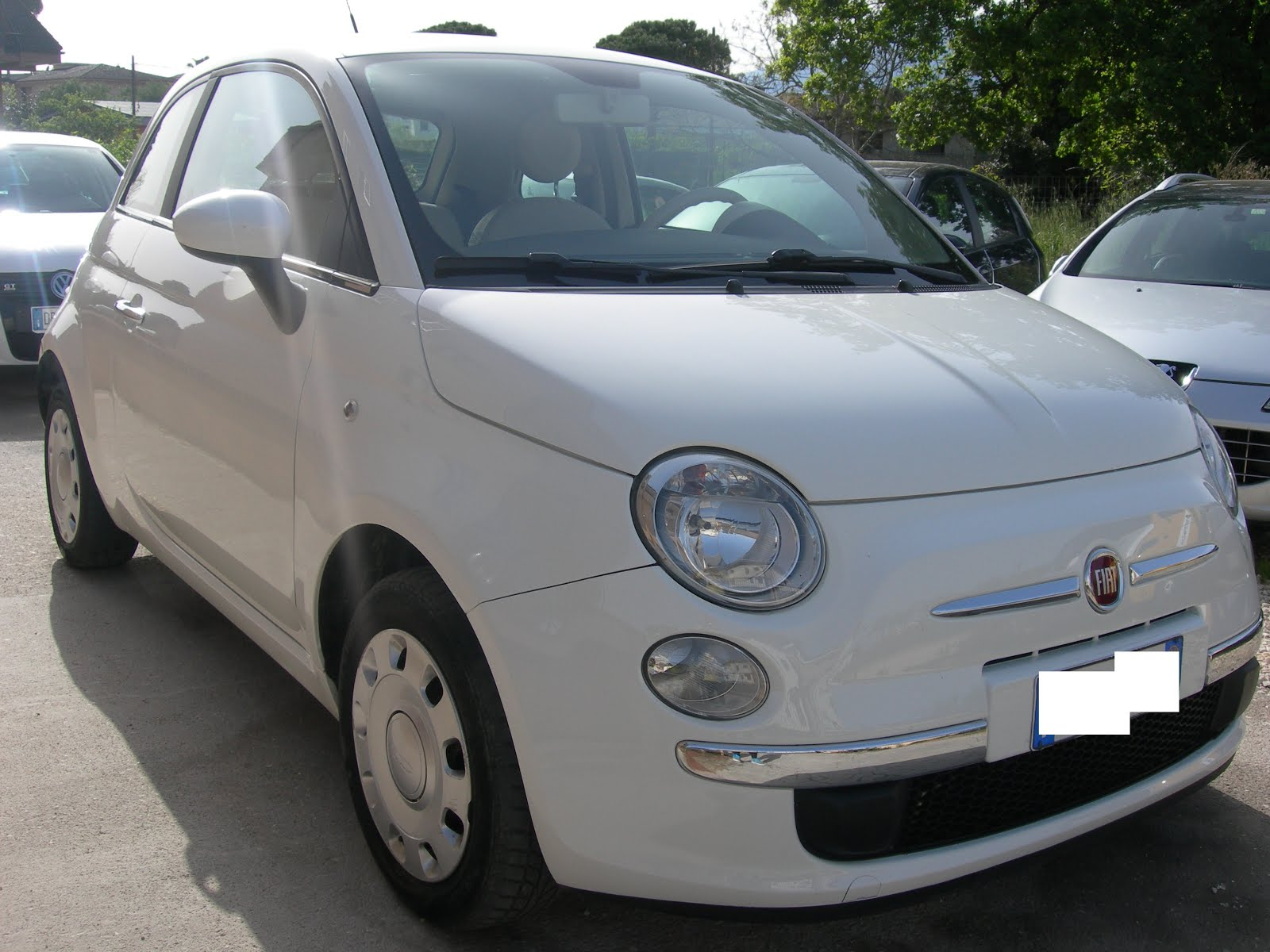 FIAT 500 1.3 M.JET 75 CV MOD: POP ANNO 2008 FULL OPTIONAL