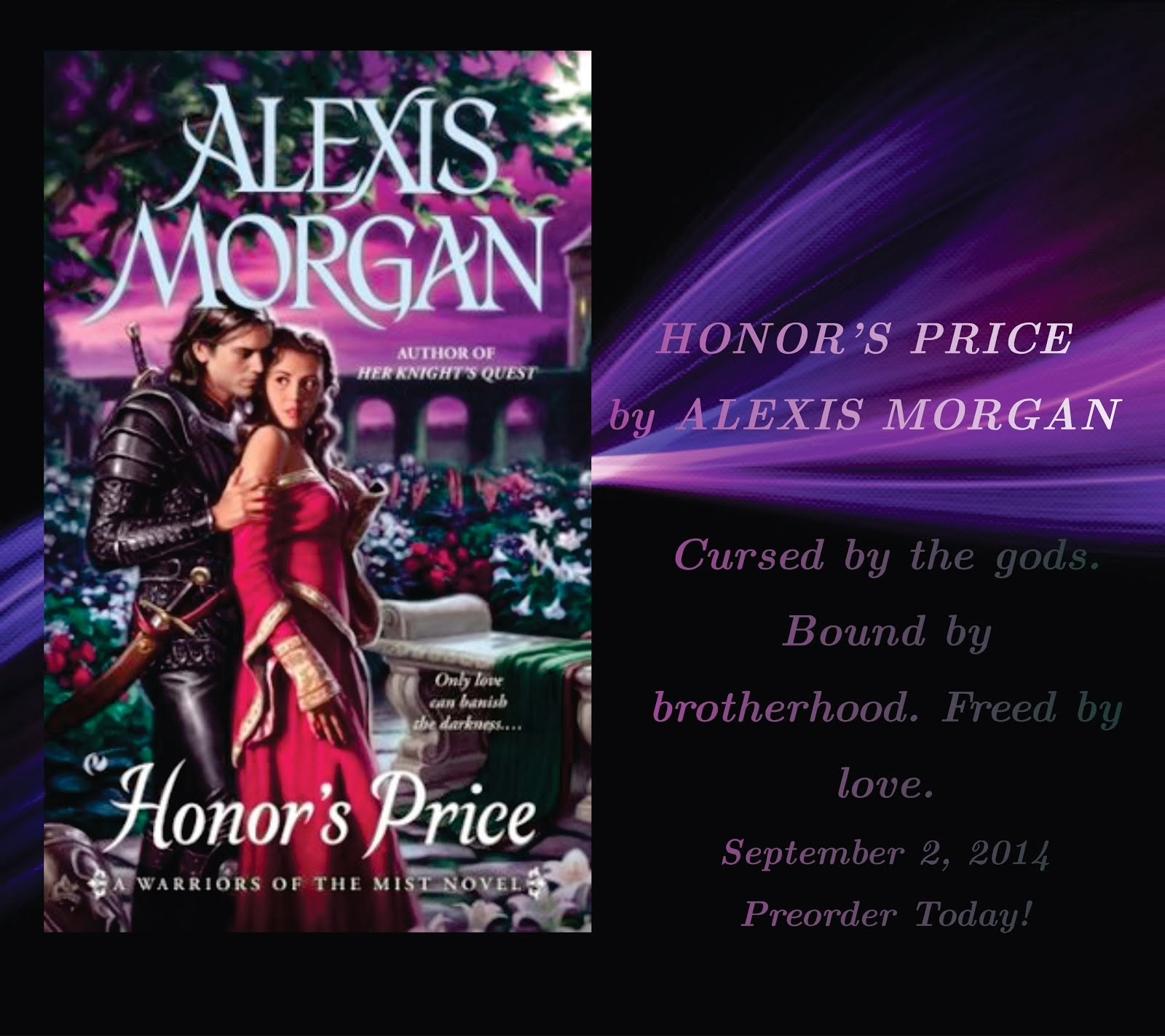 HONOR'S PRICE