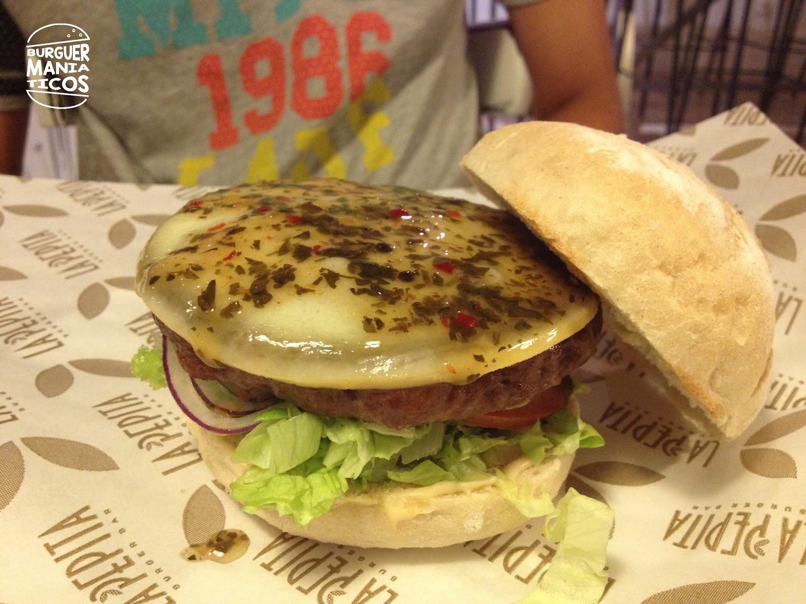 La pepita burger bar burguermani ticos for La pepita burger salamanca
