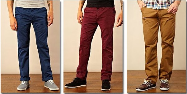 Latest Chinos Fashion Trend For Men & Women