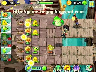 plant vs zombie 2