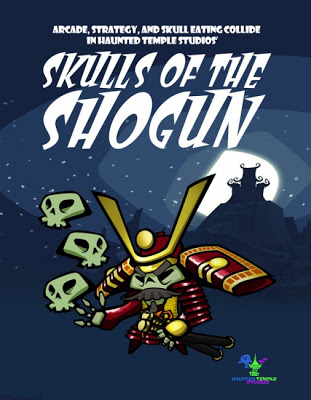 Skulls Of The Shogun PC game plus Cracked free download full version