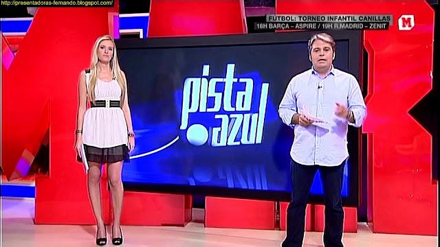 Andrea Prat Pista Azul