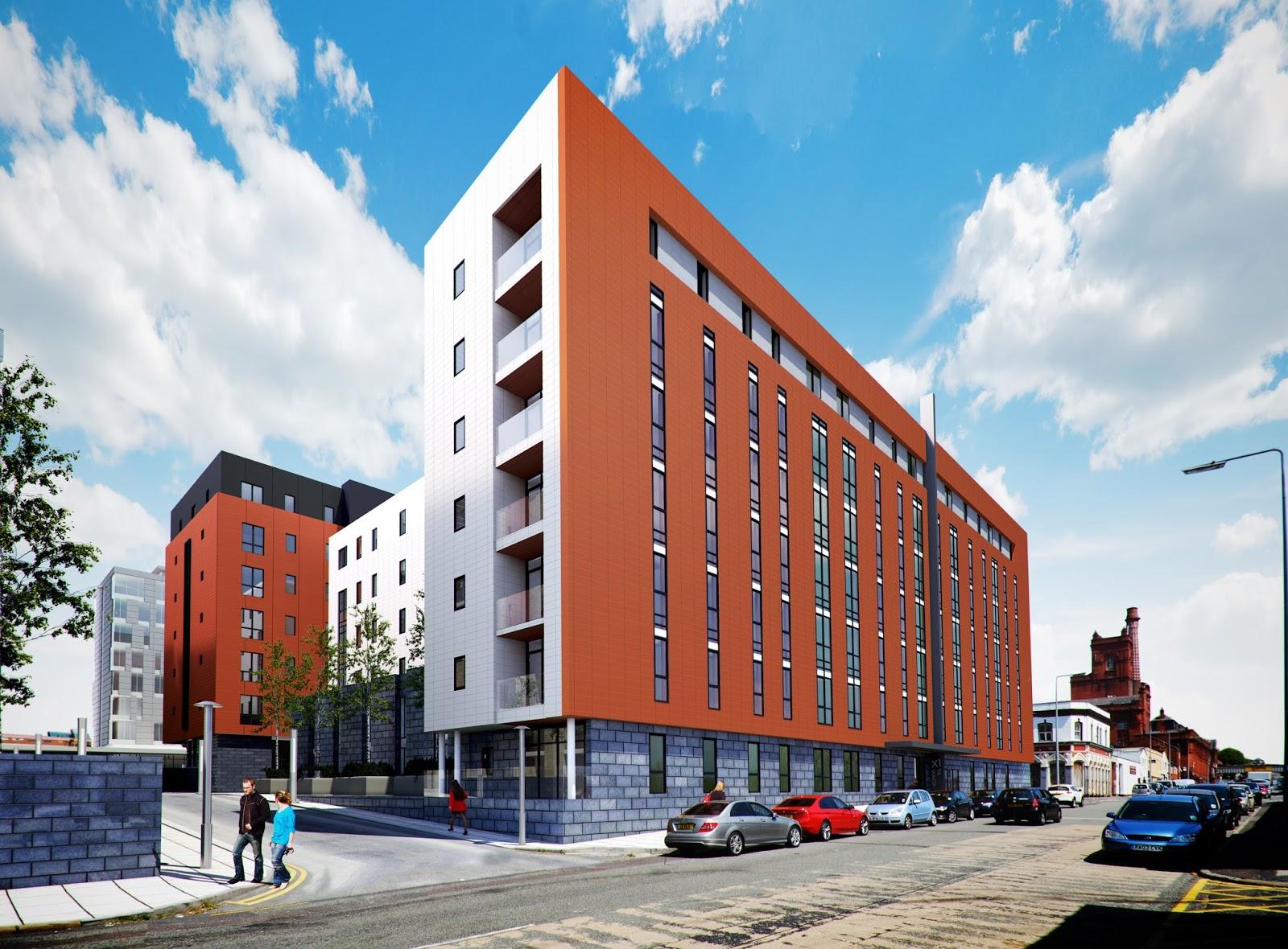 英國房地產-利物浦住宅公寓