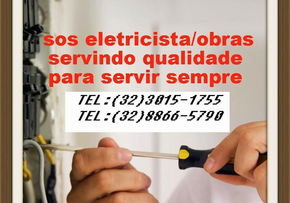 Eletricistas em Juiz de Fora