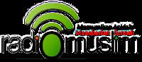 Cara Pasang Radio Muslim online di blog