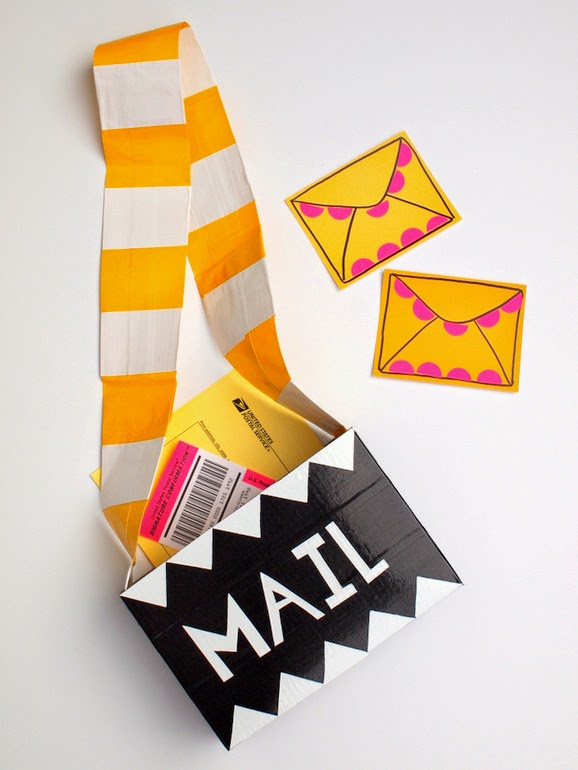 make your own mailbag