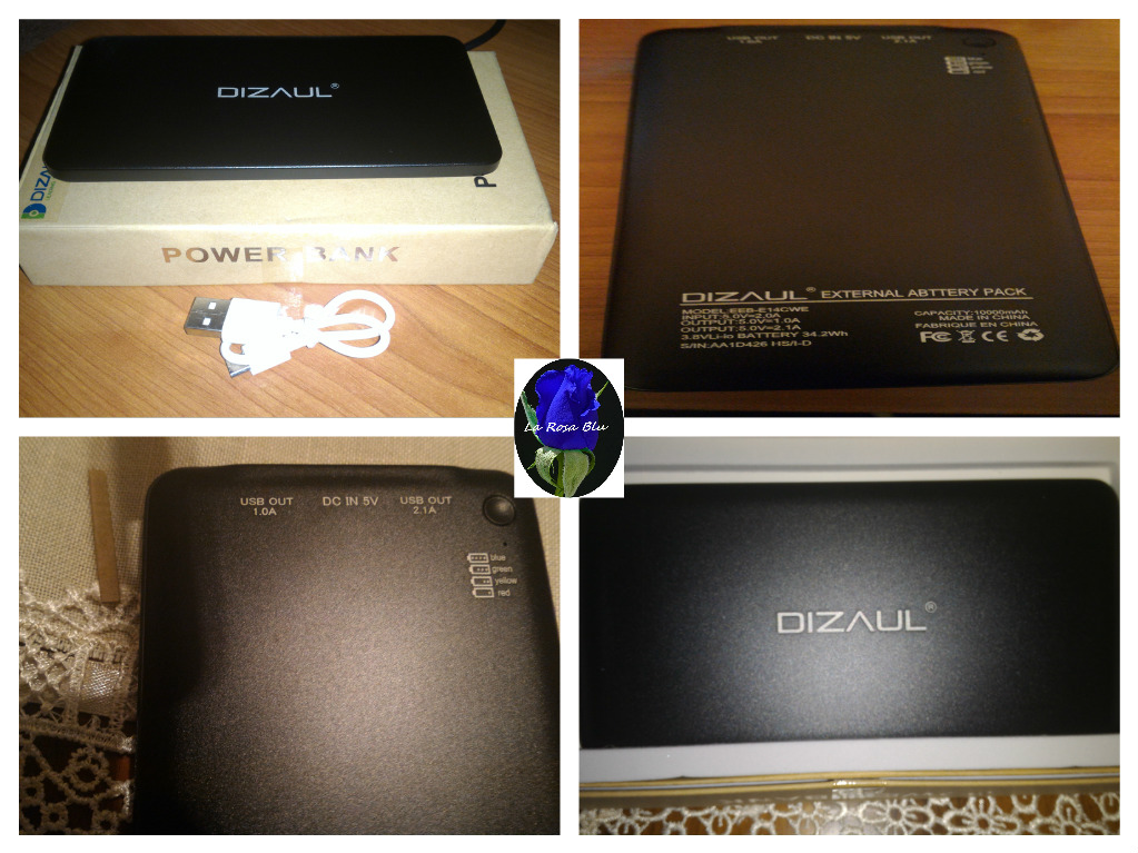 POWER BANK DIZAUL