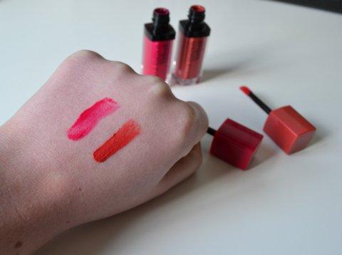 Bourjois Rouge Edition Velvet Lipstick