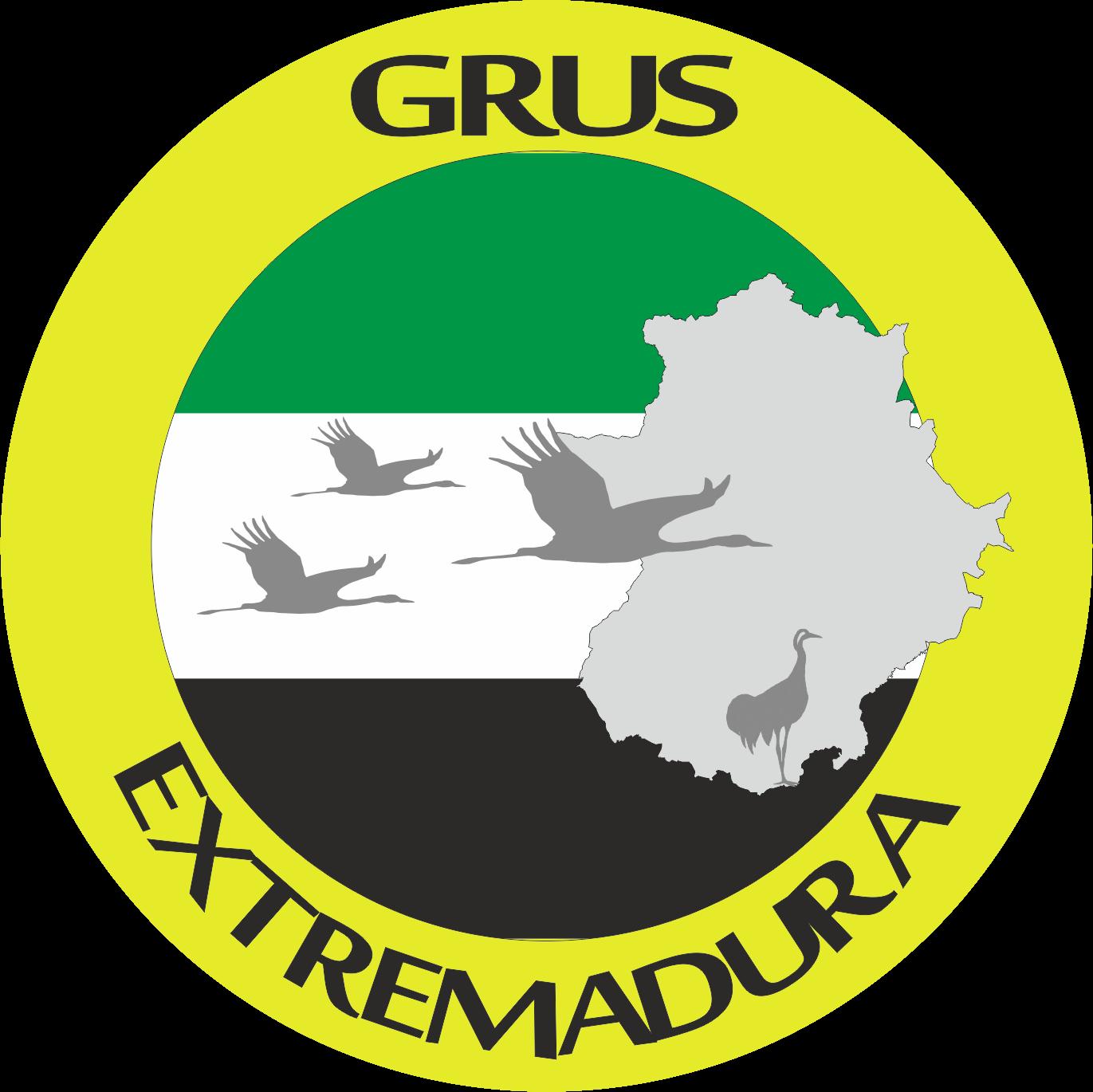 """Socio y colaborador de la asociación """"Grus Extremadura"""""""