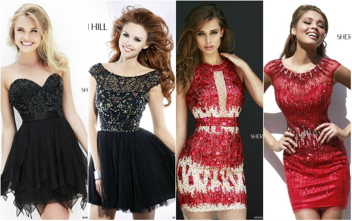 dress, prom, baile de finalistas, baile, finalistas, vermelho, preto, vestido, dress2party, eventos, vestidos de gala, vestido curto, prom dress, sherri hill,