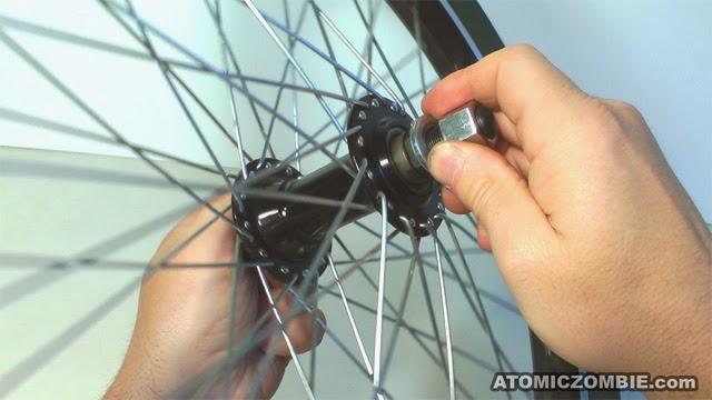 bike bearing