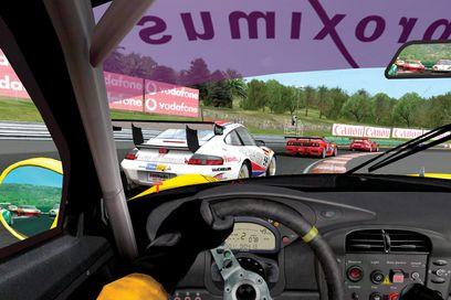 Araba Arenası Oyunu