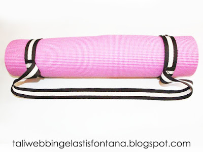 tali webbing yoga