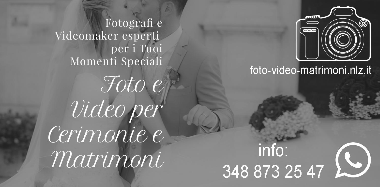 Foto Video Matrimoni