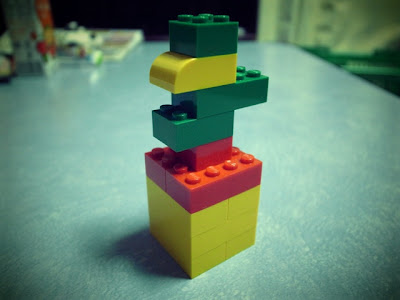 レゴおもしりとり(インココロン)