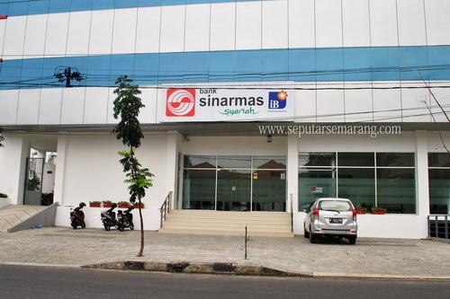 Kantor Bank Sinarmas Syariah Semarang