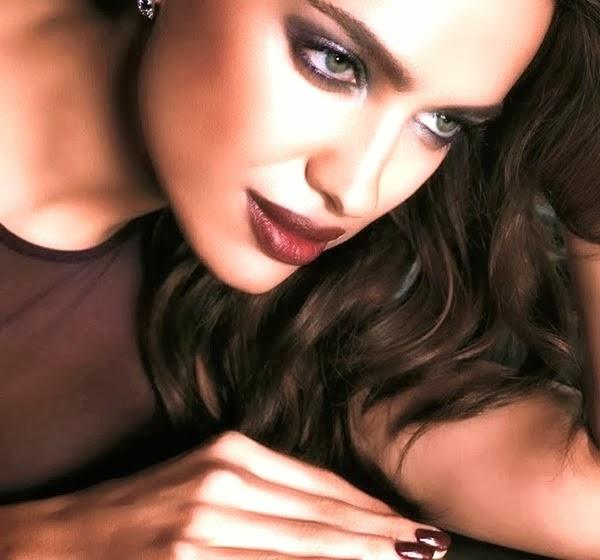 modern fashions: Irina Shayk