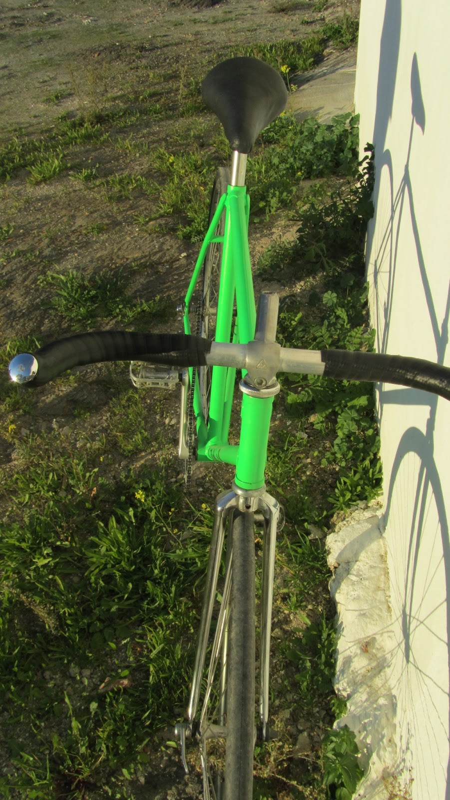 Bicicleta Fixie - Órbita