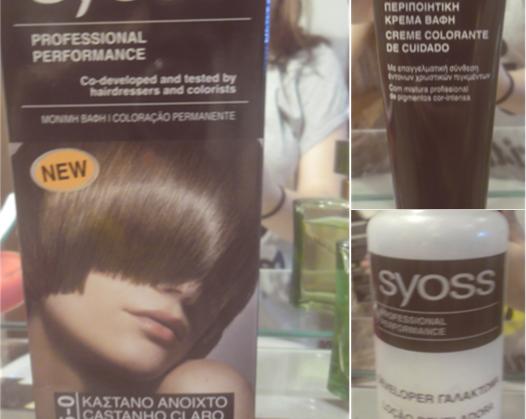 Vol.III - Dyeing my Hair