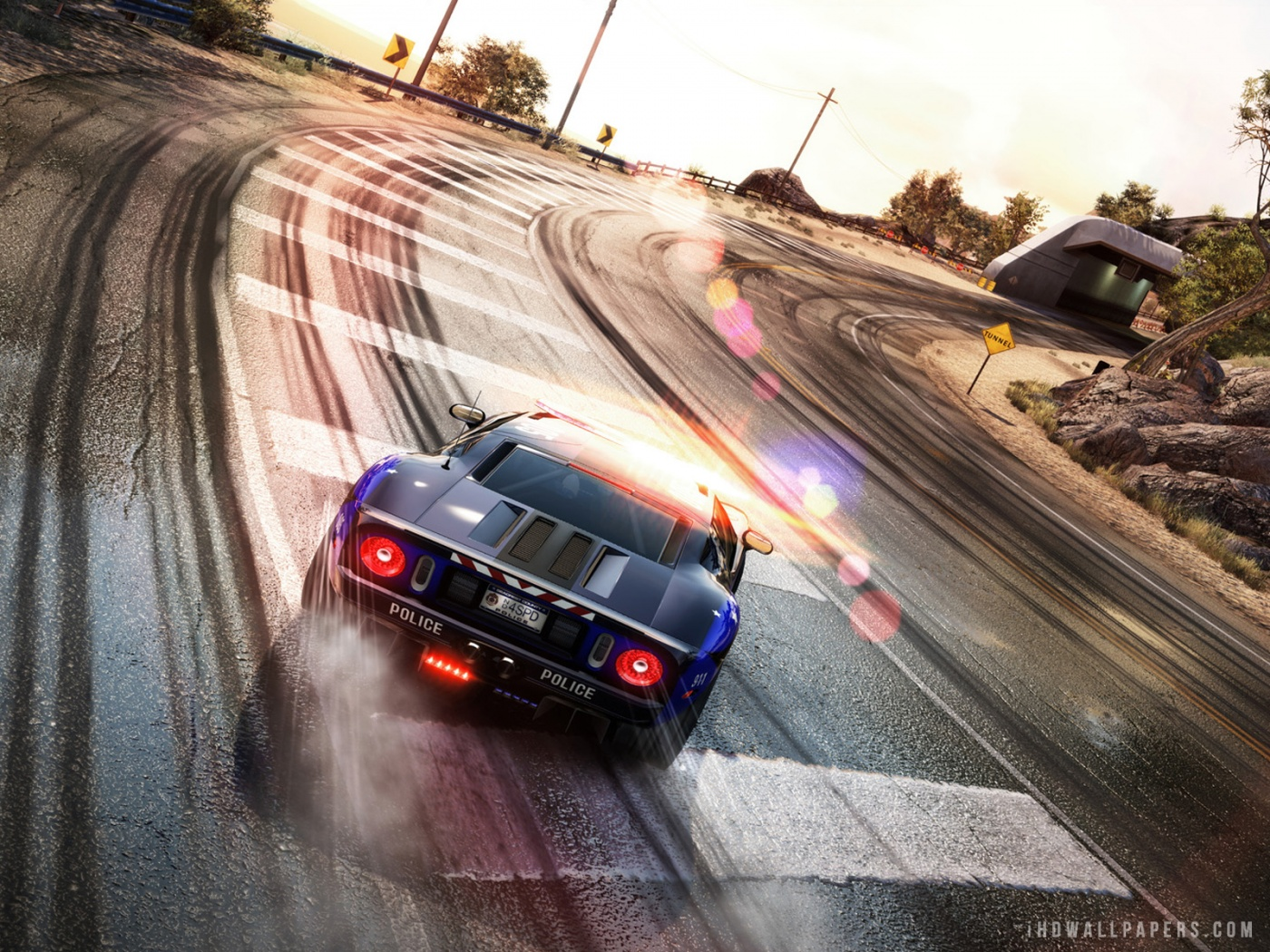 NFS Hot Pursuit Wallpaper HD