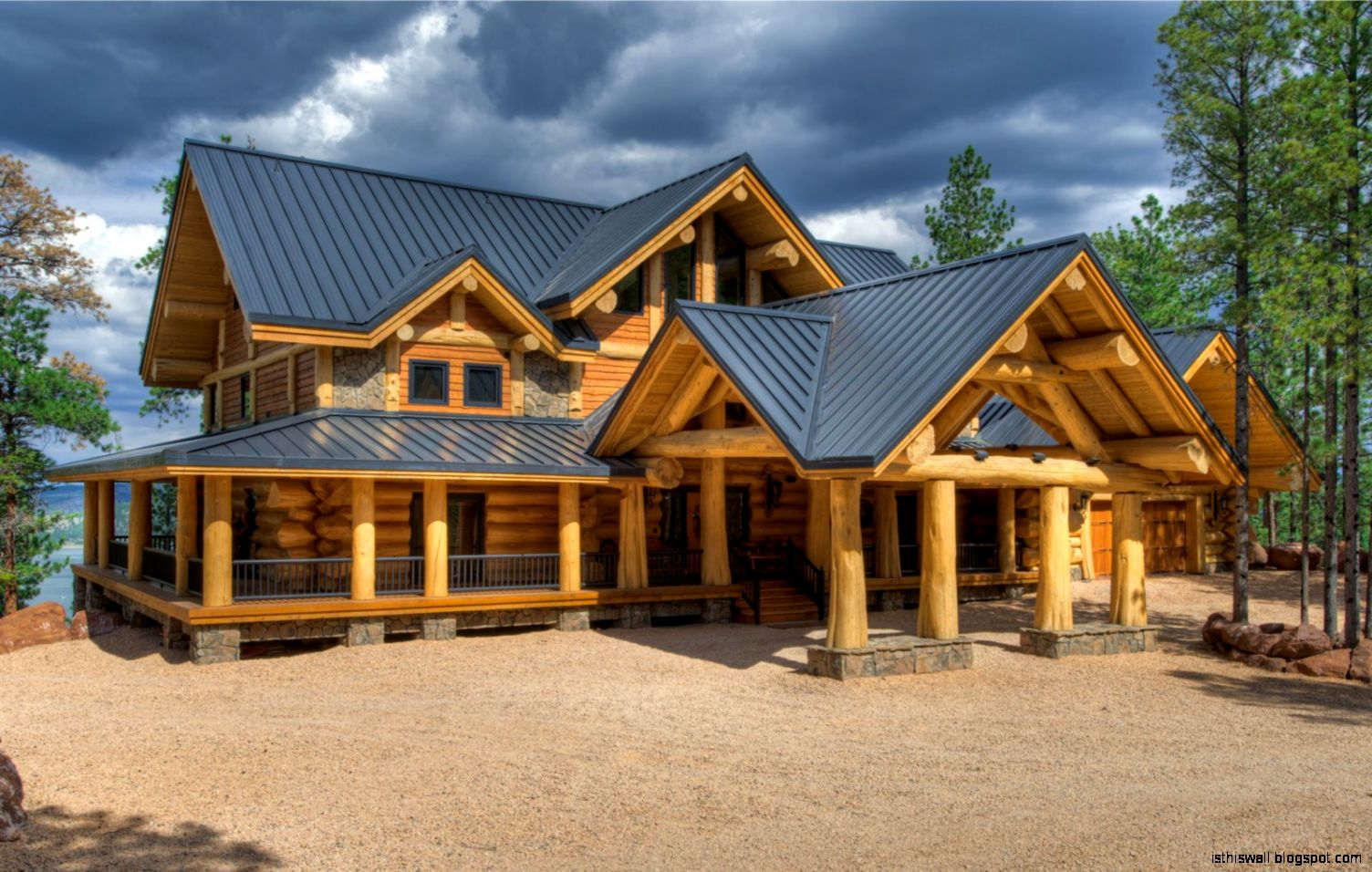 Architecture Find Inspiration For The Log Home39s Design Custom