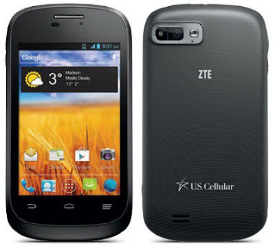 ZTE Director: Specifications of Budget Android Sandwich Phone
